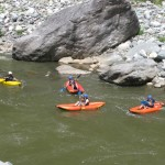 Honduras white water rafting