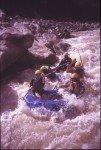Rafting the Rio Cangrejal