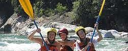 Rafting with Omega Tours on the Cangrejal River